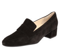 Slipper 'Penny Loafer' schwarz