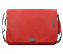 'Punch 711 Messenger' 41 cm Laptopfach rot