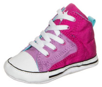 'Chuck Taylor First Star High Street High' Sneaker pink