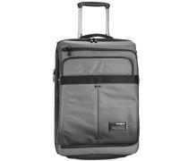 Cityvibe 2-Rollen Reisetasche 55 cm Laptopfach rauchgrau