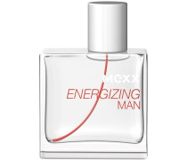 'Energizing Man' Eau de Toilette rot / transparent