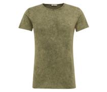 T-Shirt 'zenori S/t' dunkelgrün