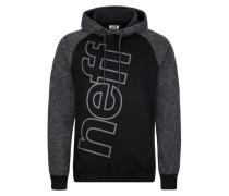 Corporate Kapuzensweater schwarz