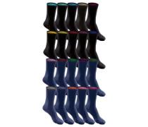 Socken (20 Paar) schwarz
