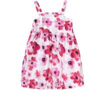 Kinder Kleid pink / rosa / rot / schwarz / weiß