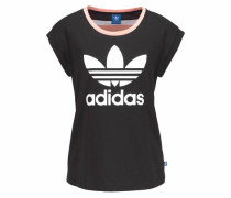 T-Shirt »BF Roll UP Tee« schwarz