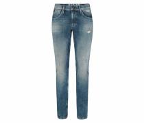 Jeans 'cle-Ve' blue denim