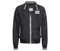 Jacke 'Outer-wear' schwarz / weiß