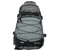 Backpack Three Color 'Louis' Rucksack 50 cm grau / schwarz