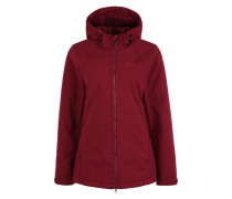 Outdoorjacke 'Rock Valley' rot