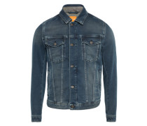 Jeansjacke 'Orange1 Livingston US' blue denim