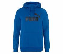Kapuzensweatshirt 'ess No.1 Hoody FL' blau