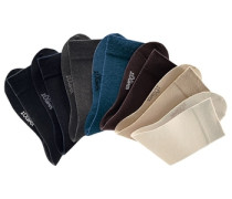 Packung: Socken s.Oliver (7 Paar) beige / camel / blue denim / dunkelbraun / dunkelgrau / schwarz