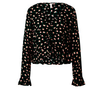 Shirt rosa / schwarz