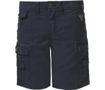 Cargoshorts für Jungen blau / navy / dunkelblau