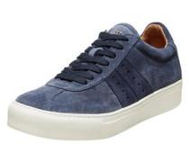 Wildleder Sneaker blau