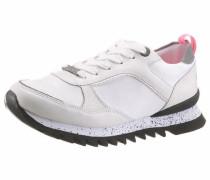 Sneaker 'Ella Luxe Runner' weiß