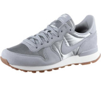 Sneaker 'wmns Internationalist' hellgrau / silber