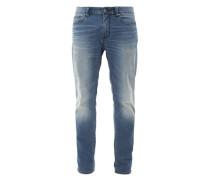'Scube Relaxed' Lässige Jeans blue denim