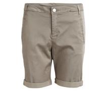 Schlichte Shorts 'vichino Shorts' grün