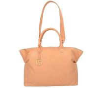 'Stockholm 37' Handtasche 39 cm Leder beige
