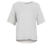 T-Shirt 'Sabrine 1' schwarz / weiß