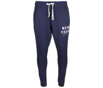 Sweathose Pant NEW York blau