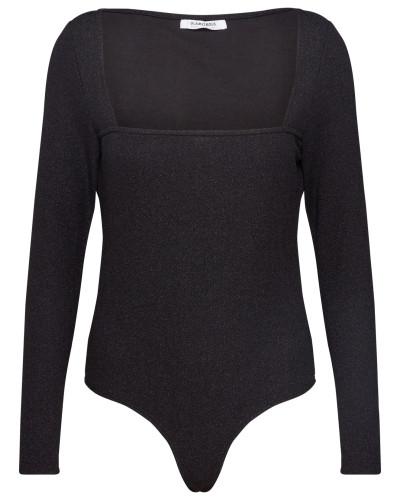 Bodyshirt schwarz