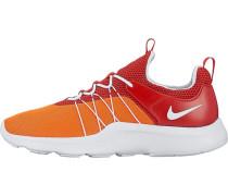 Sneaker 'darwin' orange / rot