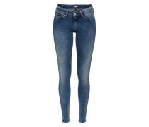 Skinny Jeans 'sophie Dymst' blau