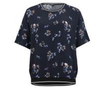 T-Shirt-Bluse 'Destina 3' nachtblau / mischfarben