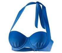 Miami Bikini Oberteil blau