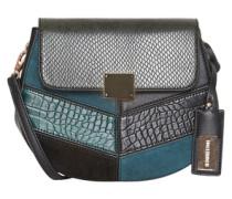 Patchwork-Tasche mischfarben