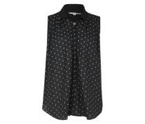 Shirt 'Grace' schwarz / weiß