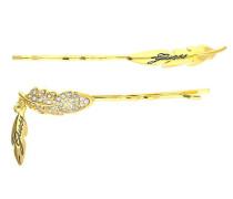 Haarklemme 'ubh21306' gold