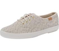'Champion Salt & Pepper Canvas' Sneakers beige