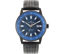 Armbanduhr »5416803« blau / schwarz