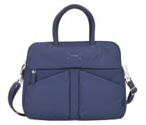 Lady Tech Businesstasche 375 cm Laptopfach blau