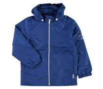 Jacke nitmell blau