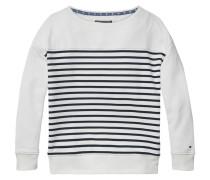 Sweatshirts »DG Striped BN HWK L/s« nachtblau / weiß