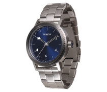 Armbanduhr 'Stark' blau / silber