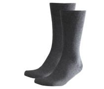 Sensitive Socke 2er Pack grau