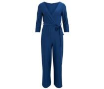 3/4-Ärmel Jumpsuit3/4-Ärmel Jumpsuit blau
