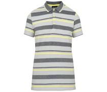 Poloshirt mit coolem Streifendesign