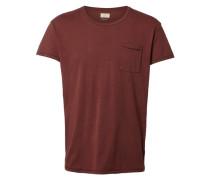 Oversized-T-Shirt braun