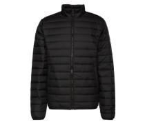 Steppjacke 'jcoaddy Jacket' schwarz