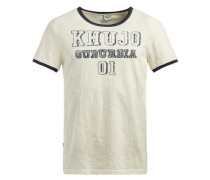 Shirt True creme / navy