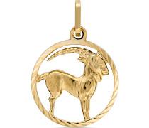 Anhänger 'Sternzeichen' gold