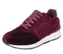 Sneakers 'Stela' burgunder
