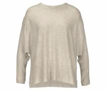 V-Ausschnitt-Pullover 'fillipa' kitt